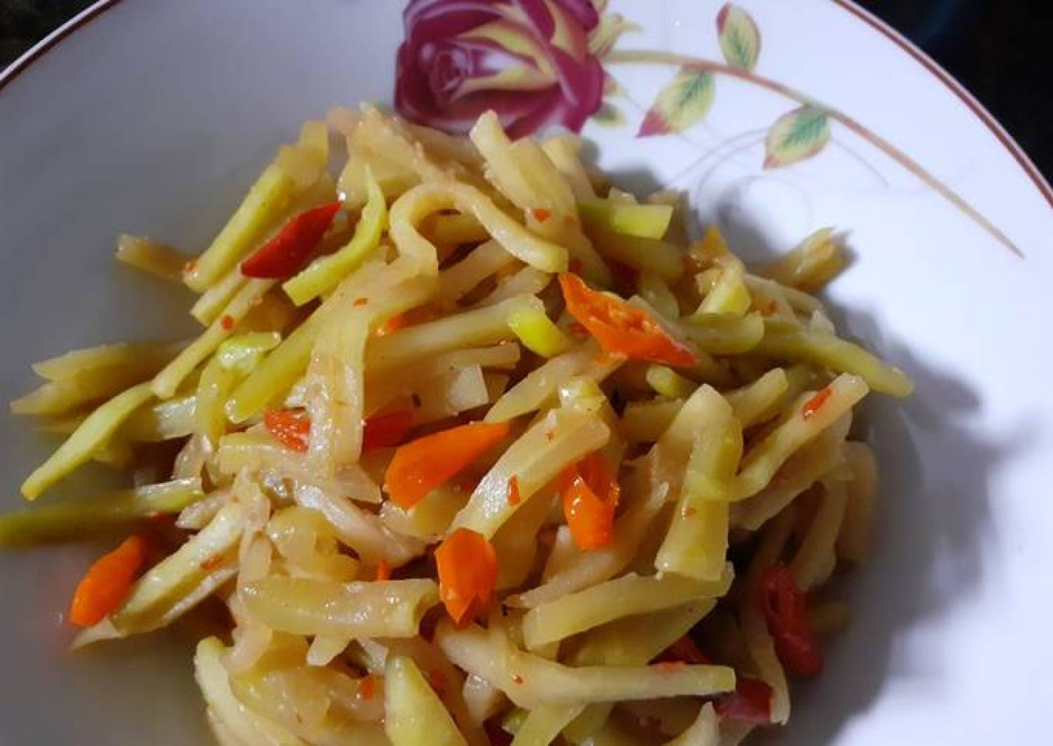 Cara Mudah Tumis Labu Siam Pedas Manis Yummy Resep Mudah Sederhana
