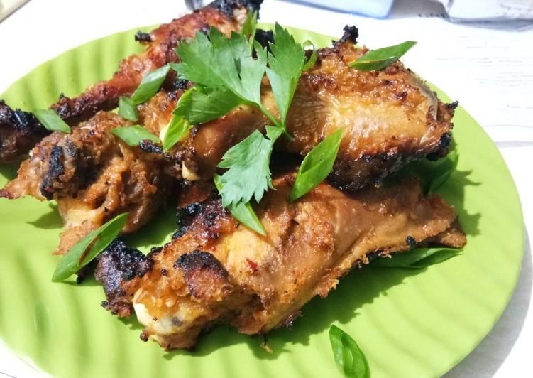 Ayam Bakar taliwang simpel enakk