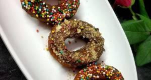 Nutella chocolate Doughnuts