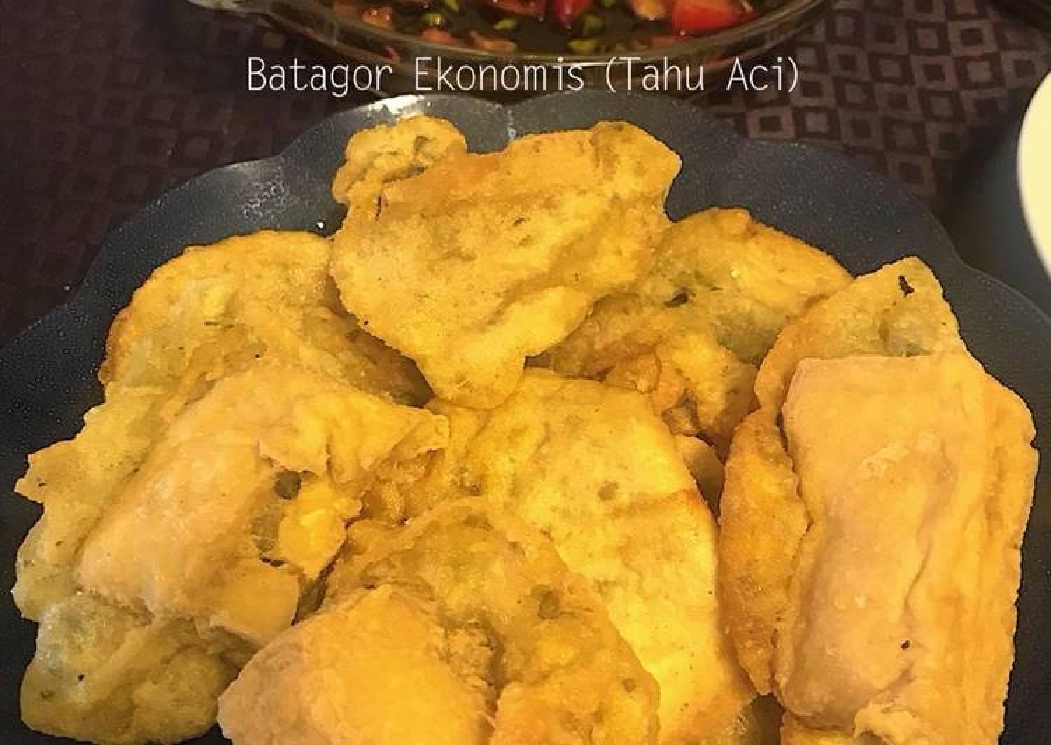 Resep Batagor Ekonomis Tahu Aci Anti Gagal Best Recipes