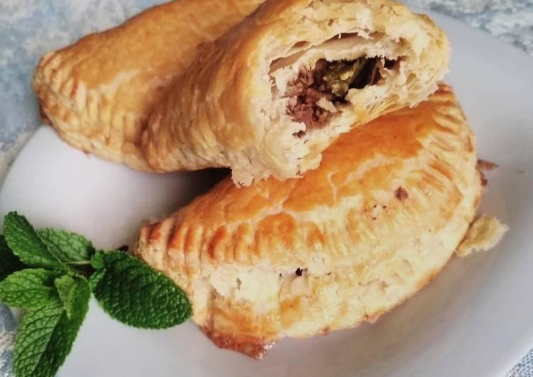 Oregano Meat pies kidsfavoritethemechallenge