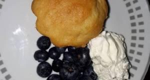 Probiotic Yogurt Muffins