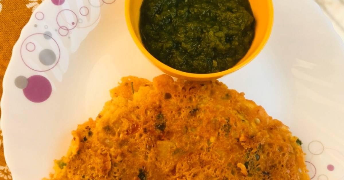 Besan chilla Recipe by Manpreet Kaur - Cookpad