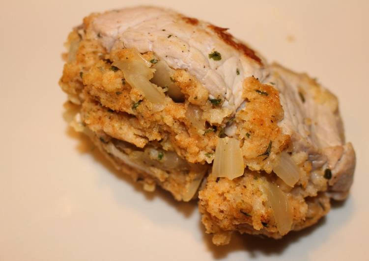 Stuffed Pork Chops