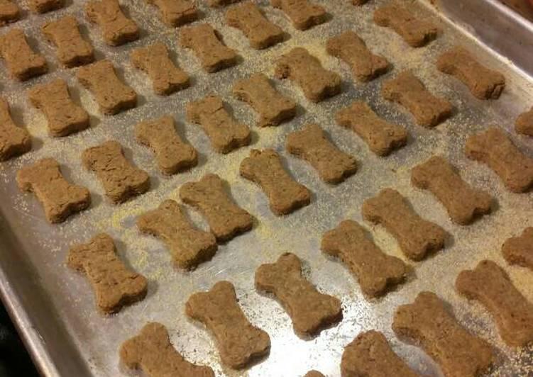Buddha's Biscuits - dog treats