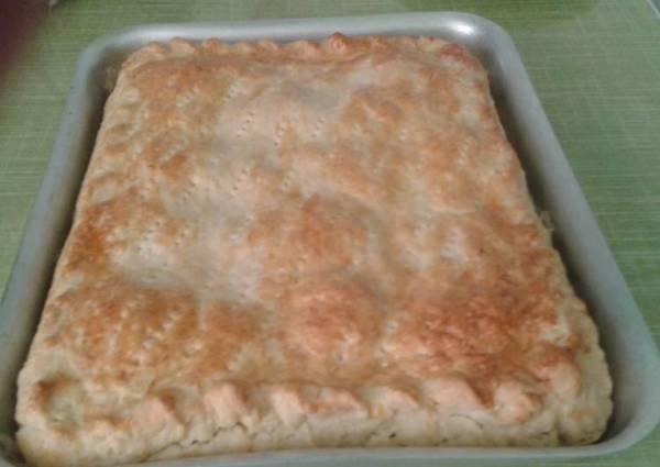Рыбный пирог с рисом - пошаговый рецепт с фото. Автор ...