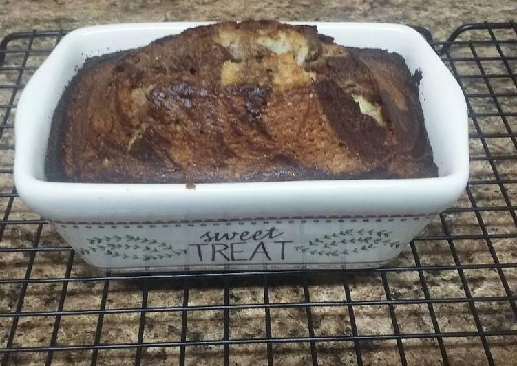 Mini Marbled Pound Cake