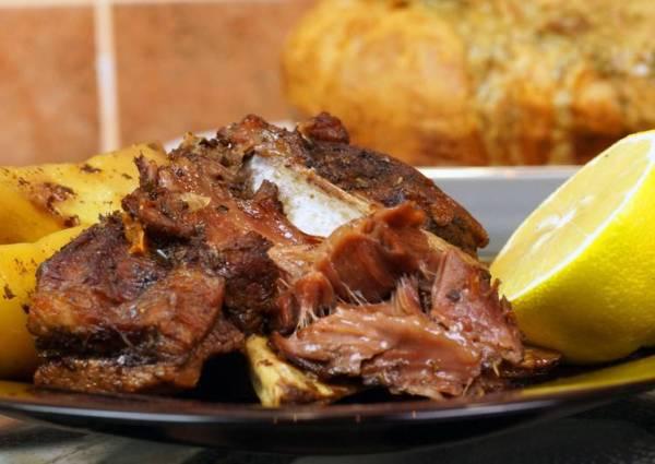 Клефтико - сочное и мягчайшее блюдо из баранины в ...