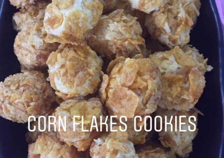 Corn Flakes Cookies