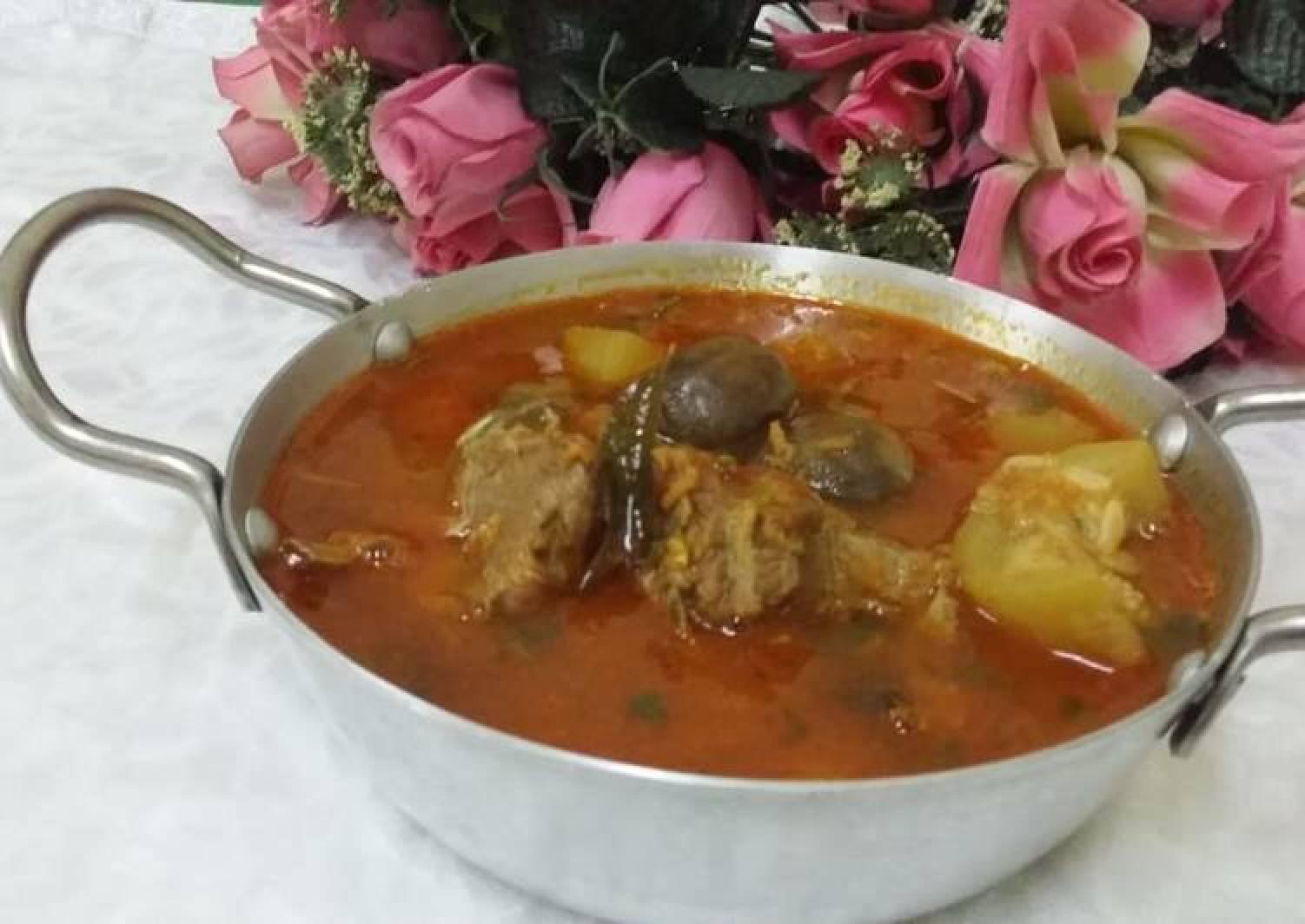 Mixed Veggie Hyderabadi Dalcha
