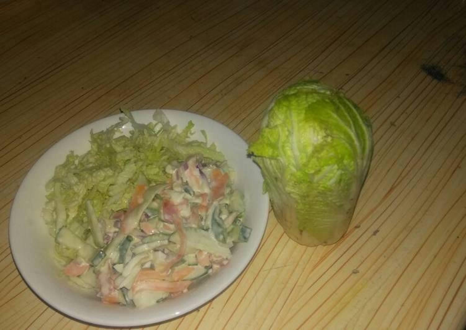 Chinise lettuce salad