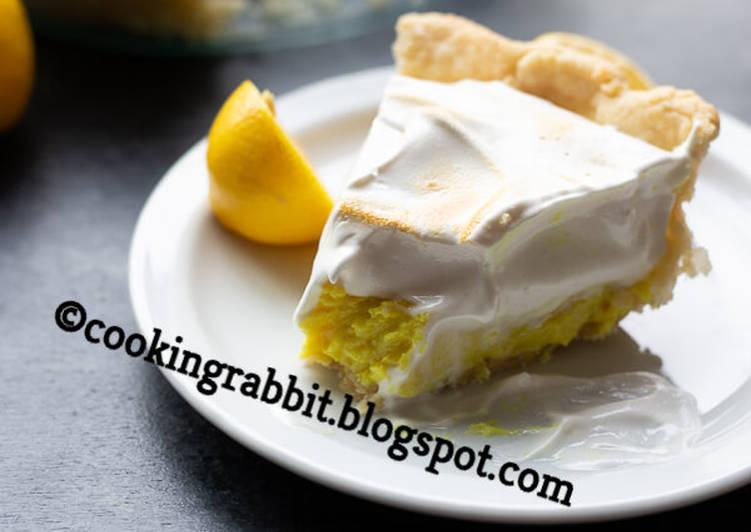 Pie lemon