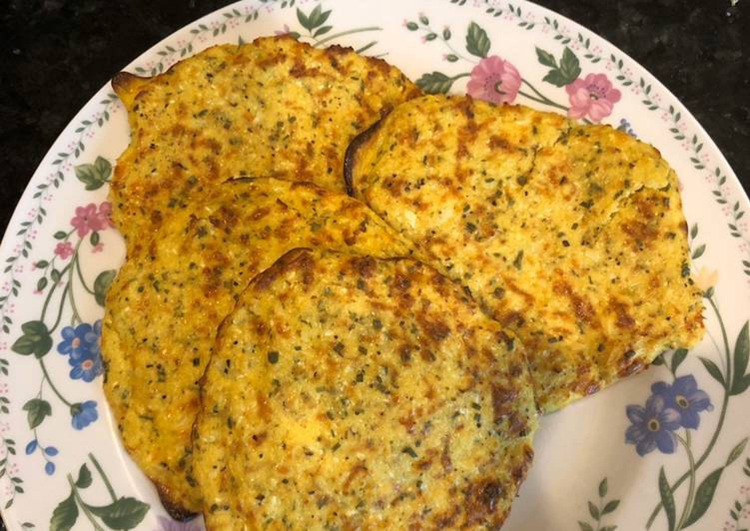 Cauliflower Chop/Pancake