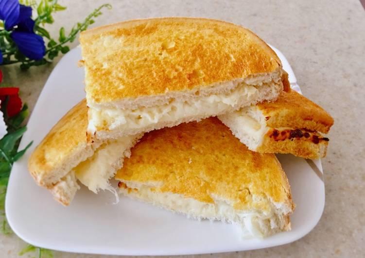 Cheese Sandwich 🥪
