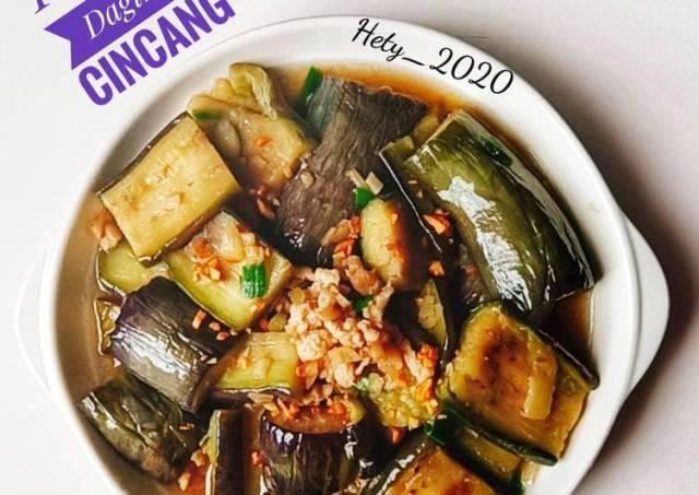 Terong Daging Cincang /Eggpant