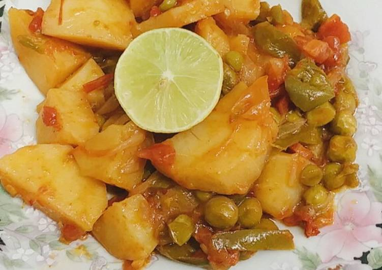 Chinese veggie