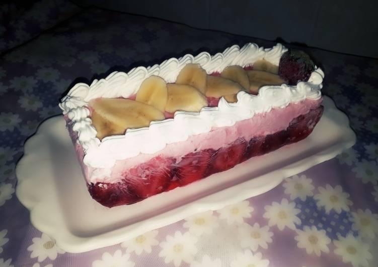 Tarte glacée