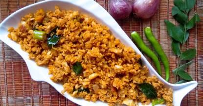 Fish puttu Recipe by Ilavarasi Vetri Venthan - Cookpad