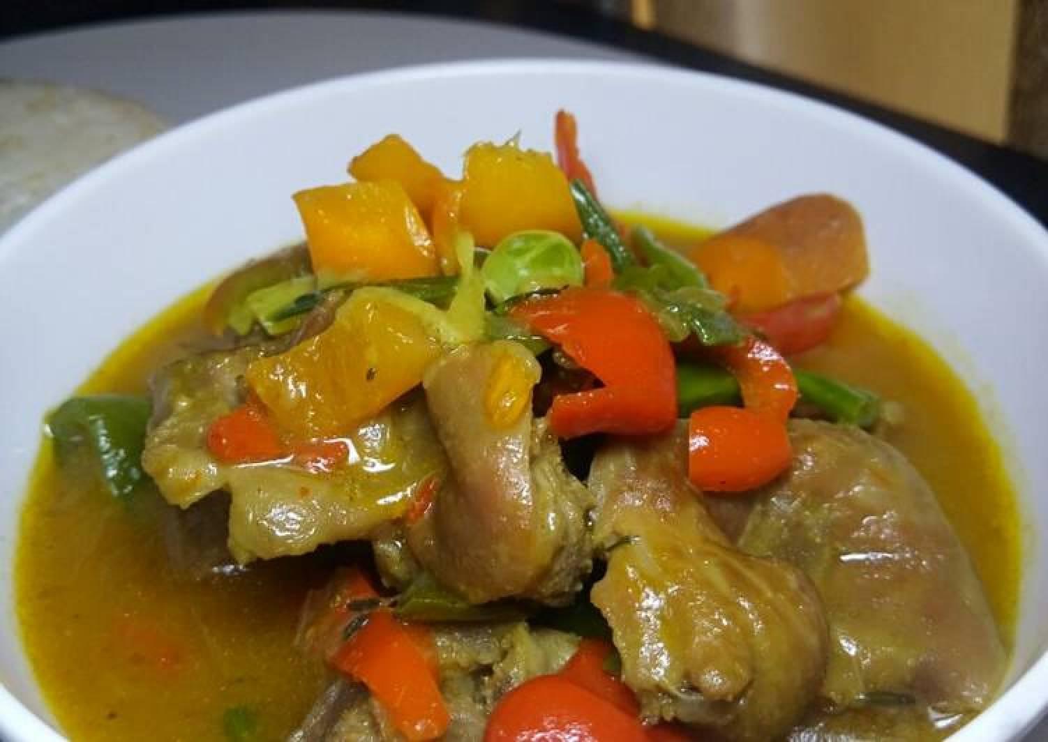 Gizveg chilli sauce
