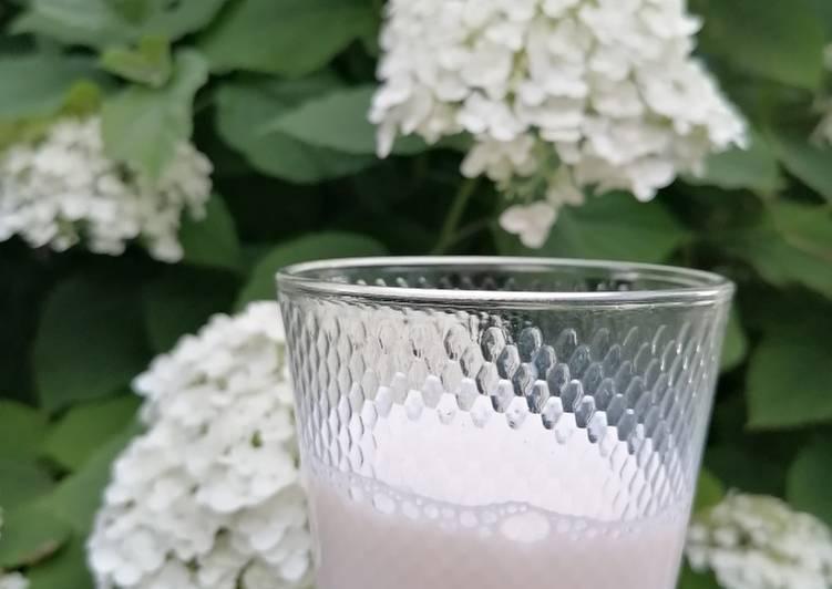 Boisson de riz (lait)