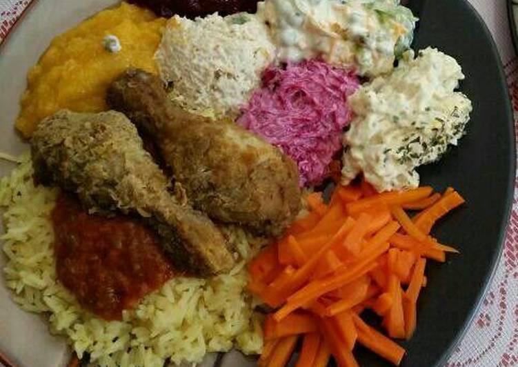 Steps to Make Ultimate Sunday meal