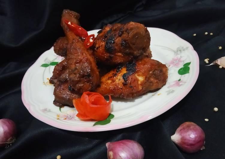 57. Ayam Panggang Kecap