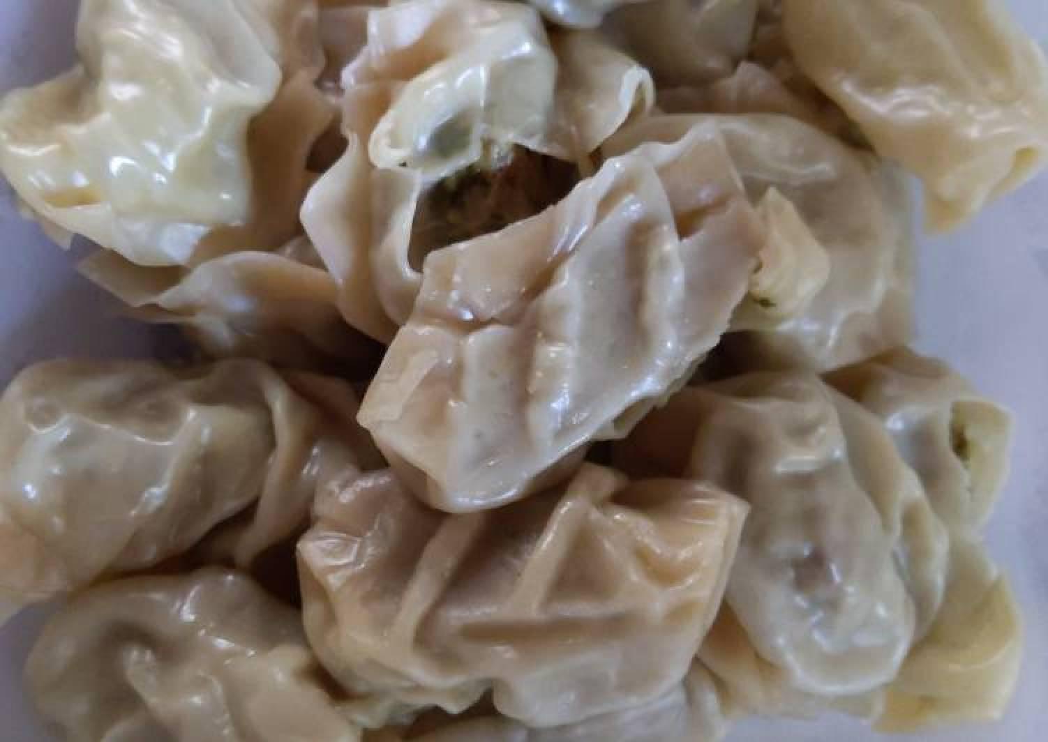 Nepali dumplings (Mo:Mo)