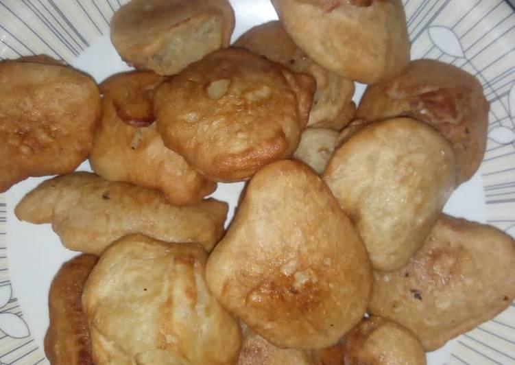 Step-by-Step Guide to Prepare Favorite Kosan flour