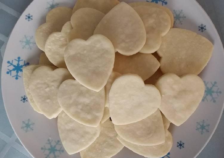 Paisley Shortbread Cookies