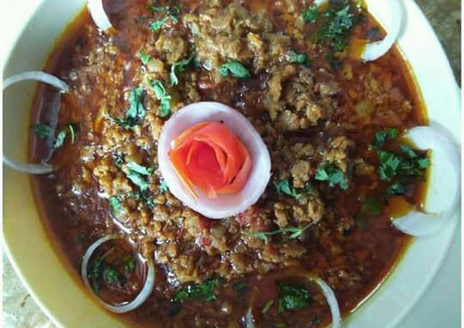 Soyabean bhurji