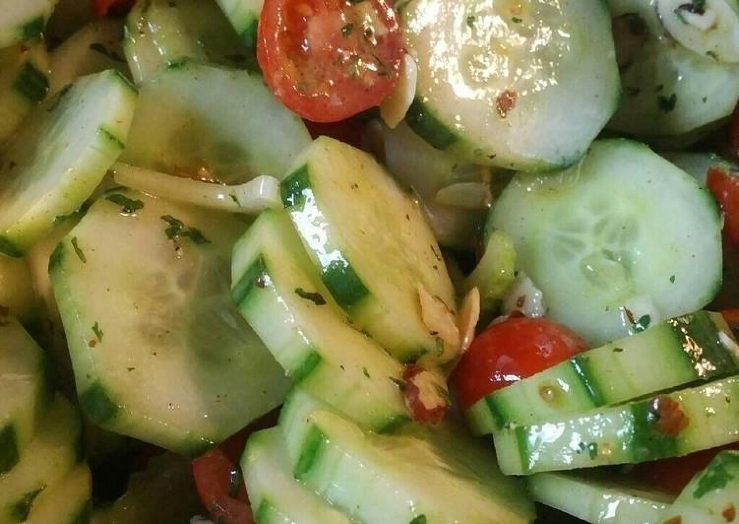 Cucumber Salad III