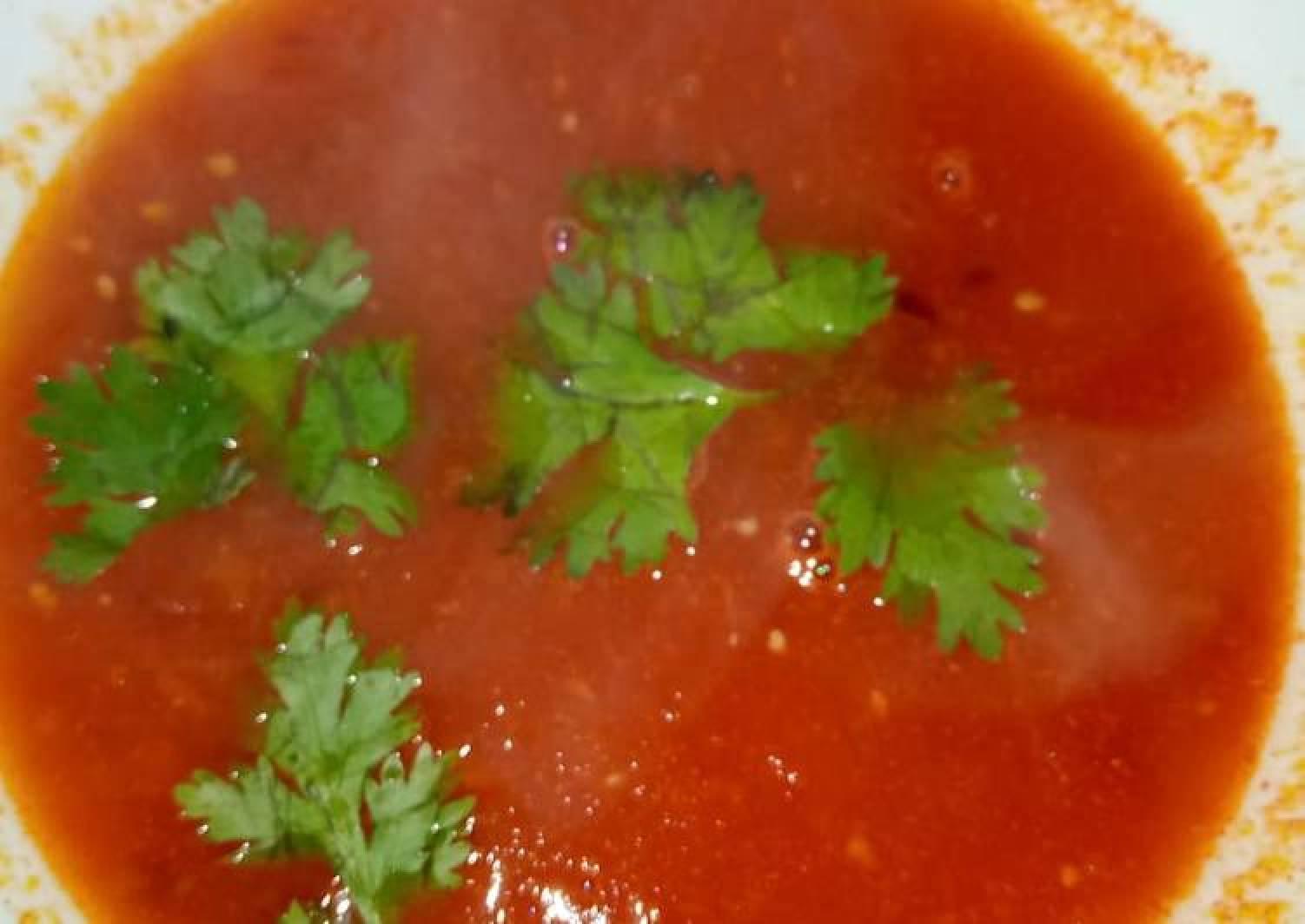 Tomato lime sauce