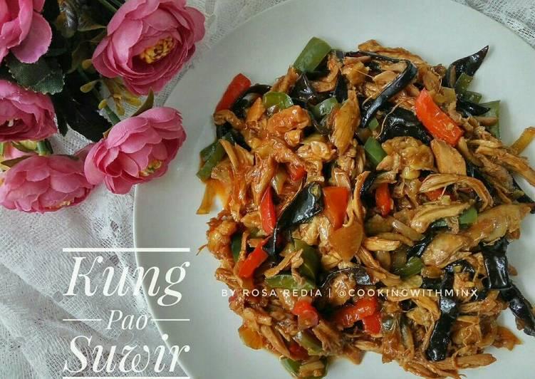 Ayam Kung Pao Suwir