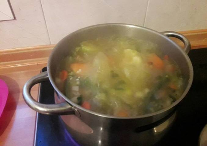 Potaje verdura