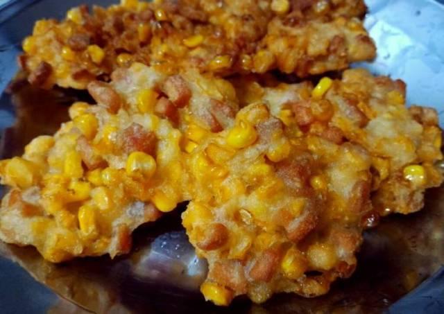 Perkedel / Bakwan Jagung Sosis Ayam