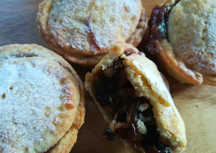 Simple Way to Prepare Ultimate Mince Pies