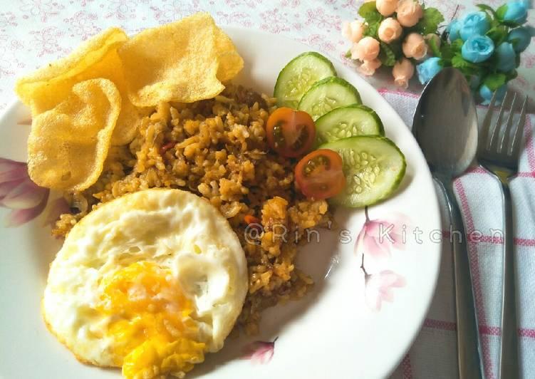 Nasi Goreng Kampung (Village-Style Fried Rice)