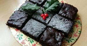 Vickys Christmas Brownies GF DF EF SF NF