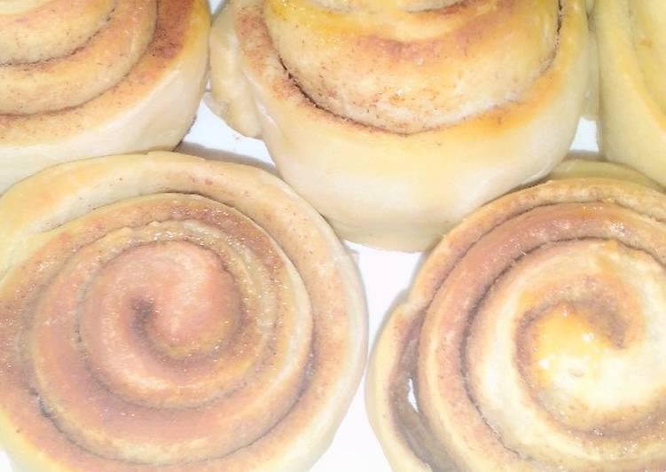Recipe of Quick Cinnamon rolls