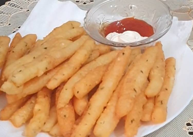 Potato Cheese Stick - Stik Kentang Keju