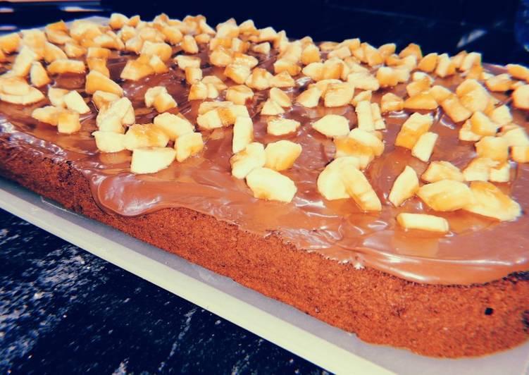 3 ingredients cake