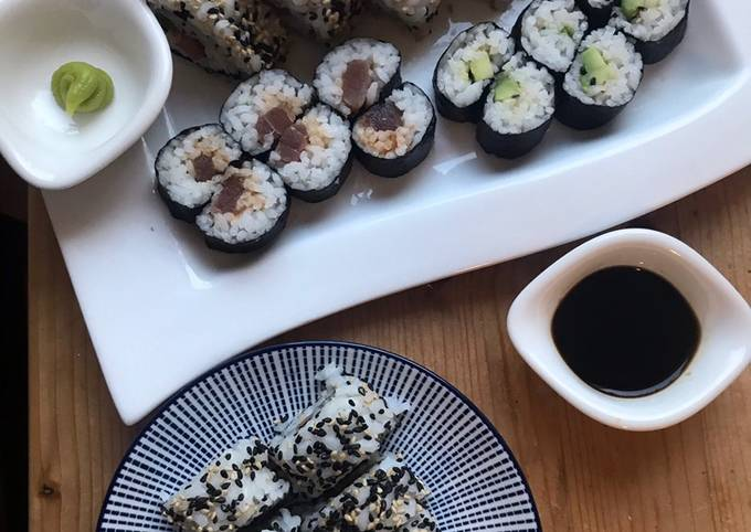 Einfaches Sushi 🍱
