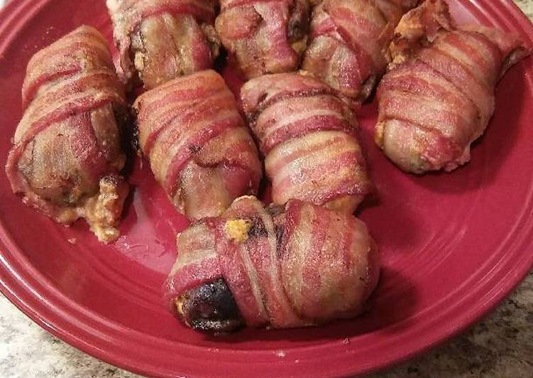 Jalapeno Duck Poppers