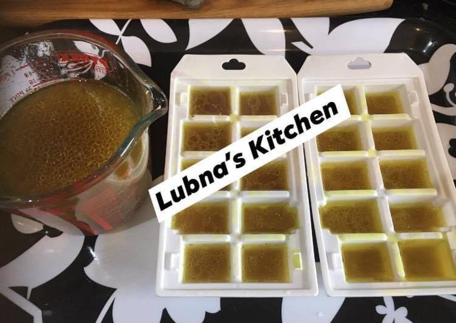 How to Make Chicken / lamb / beef (your choice) Stock cubes at Home: