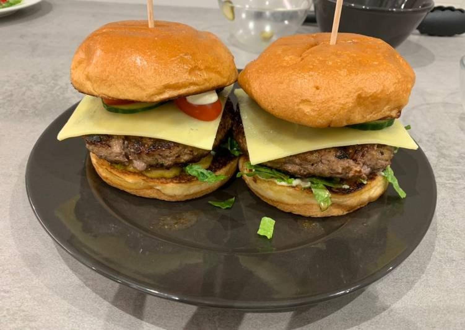 Tony's Burgers 🍔