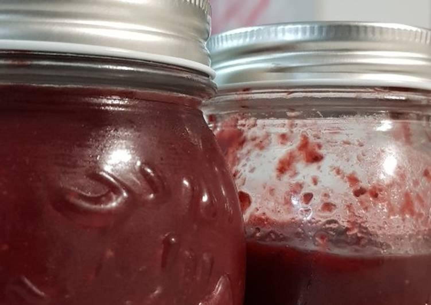 No Pectin Strawberry Jam