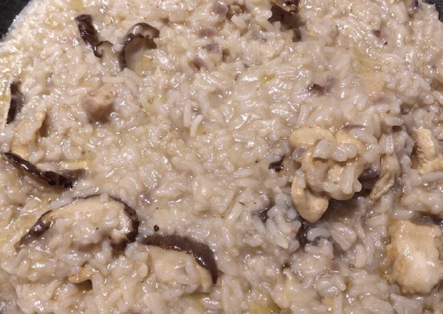 Recipe Of Gordon Ramsay Chicken Mushroom Risotto The King Menu
