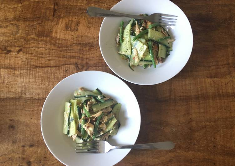 Step-by-Step Guide to Make Speedy ???Grilled lemon Chicken Salad???