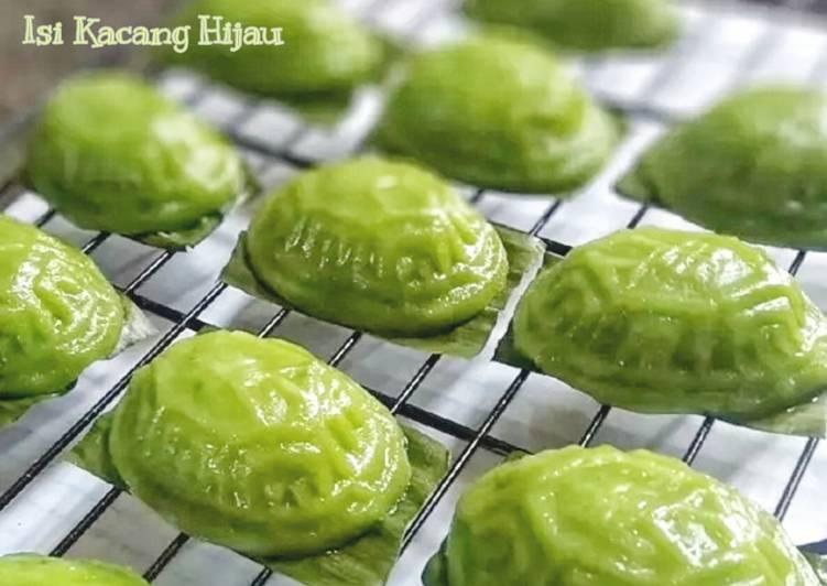 Kue Tok/ Kue Ku Isi Kacang Hijau