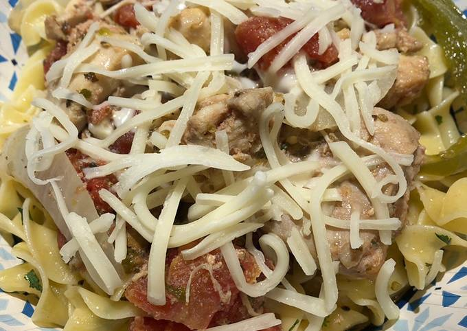 Step-by-Step Guide to Make Quick Crockpot Tomato Chicken 🐔